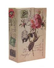 Книга-сейф MK 1849-1 на ключах (Роза)