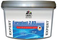 Износостойкая латексная краска B3 Europlast 7 Dufa Expert 9 л