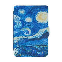 Обложка «Night» для PocketBook 606, 628, 633