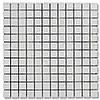 Мозаїка Стар.Валт. МКР-2СВ (23х23) 6 мм White Mix