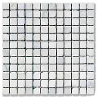 Мозаїка Стар.Валт.Ант. МКР-2СВА (23х23) 6 мм White Mix