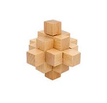 Головоломка MD 2056 деревянная (Ананасовый узел MD 2056-8)