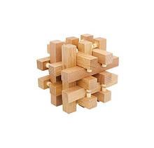 Головоломка MD 2056 деревянная (Восемнадцать архатов MD 2056-3)