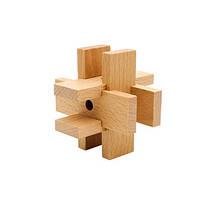 Головоломка MD 2056 деревянная (Ловушка MD 2056-6)