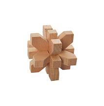 Головоломка MD 2056 деревянная (Цветок MD 2056-10)
