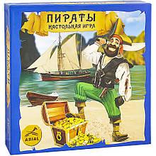Настольная игра Arial Пираты 911234 на рус. языке