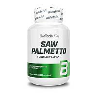 Экстракт Со Пальметто BioTech Saw Palmetto 60 mega caps