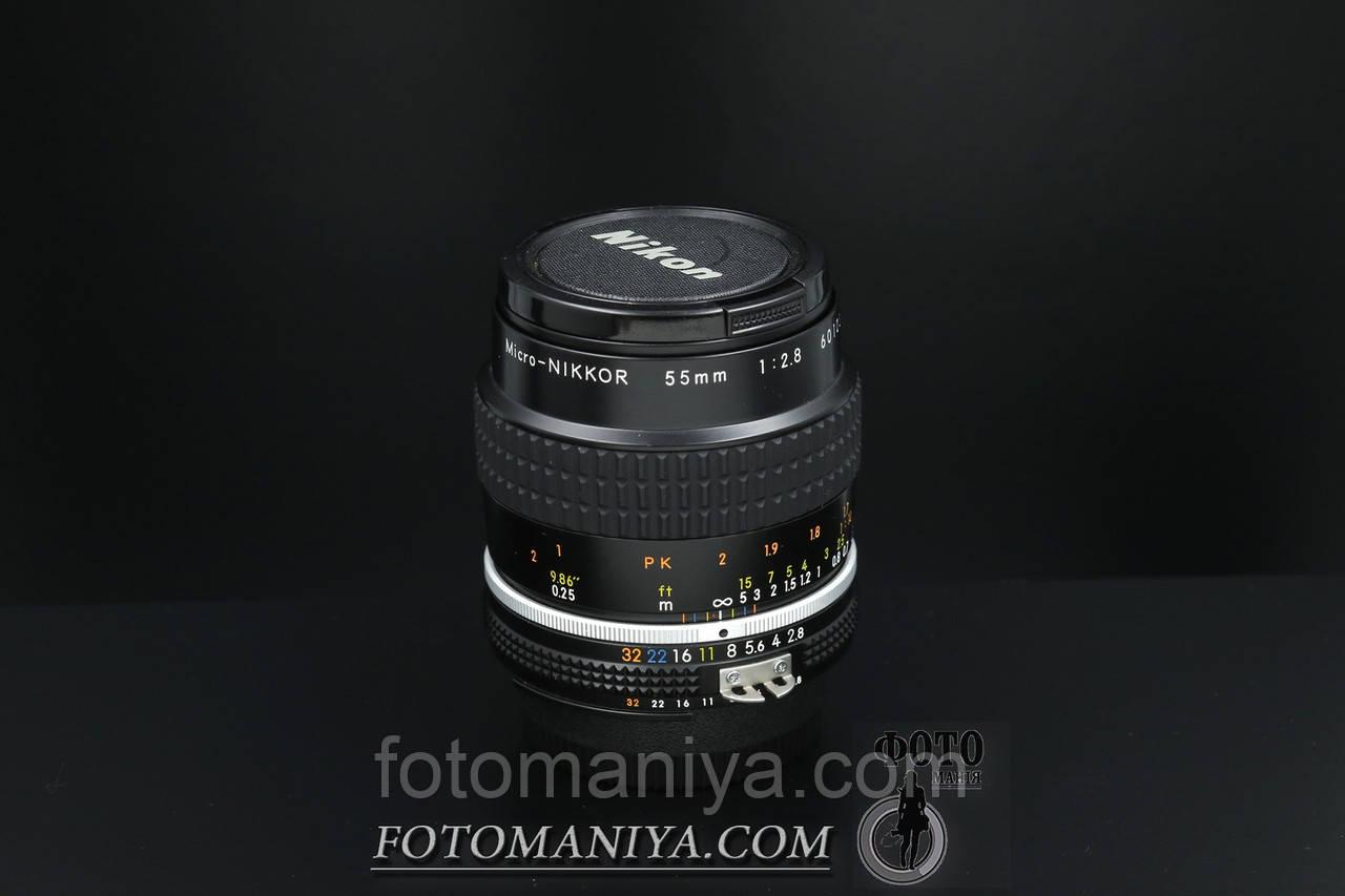 Nikon  Micro-Nikkor 55mm f2.8 AI-S