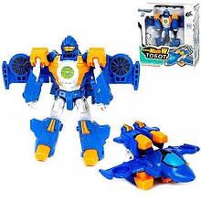 Детский тобот-Трансформер 888-1T робот+транспорт