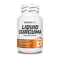 Жидкий экстракт куркумина BioTech Liquid Curcuma 30 caps