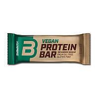Веганский протеиновый батончик BioTech Vegan Protein Bar 50 g chocolate