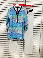 Рубашка женская летняя цветная Grandi 21-4218