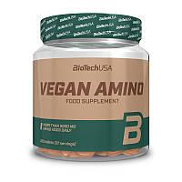 Аминокислоты для веганов BioTech Vegan Amino 300 tabs
