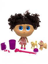 Кукла-пупс с домашним животным BLD290 аксессуары в наборе (Мальчик)