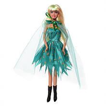 Кукла типа Барби Ведьма DEFA 8397-BF с масками  (Бирюзовый)