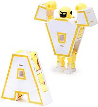 Игрушечный трансформер D622-H090 робот+буква (Тренер)