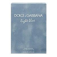 Чоловіча туалетна вода Dolce & Gabbana Light Blue Pour Homme 125 ml чоловічий парфум парфуми Лайт Блю, фото 5