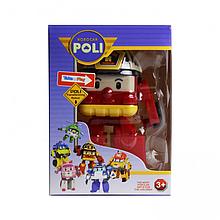 Игрушечный трансформер Робокар Поли 83168 робот+машинка (Красный)