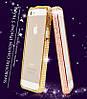 Бампер с камнями Swarovski для iPhone 5 5S SE