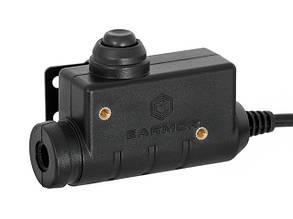 Гарнитура (кнопка) M51 PTT [EARMOR] (для страйкбола)