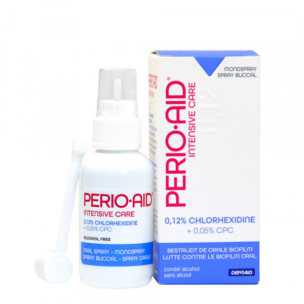 Спрей PERIO-AID 0,12% Intensive Care, 50мл