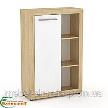 """Современная мебель для гостиной комнаты """"МГ-1 Тумба 1"""" Компанит"""