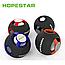 Bluetooth колонка HOPESTAR-H46 StrongPower c Speakerphone Радіо Чорна Кругла з Мікрофоном Блютуз Маленька, фото 7