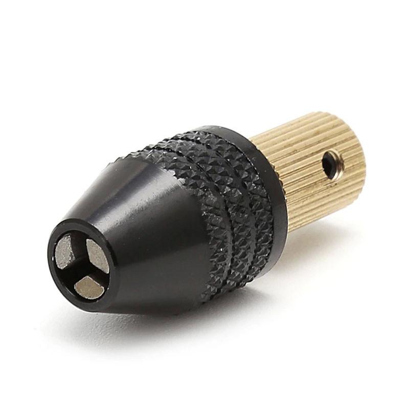 Кулачковий патрон №238sn Benteng на вал 2,3 мм затискач 0,3-3,9 мм (EN-0016-238sn)