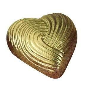 Форма для шоколада поликарбонат кондитерская профессиональная Сердце 34х33 мм Martellato, фото 2