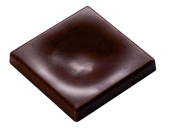 Форма для шоколаду полікарбонат кондитерська професійна 31x31 мм Martellato, фото 2