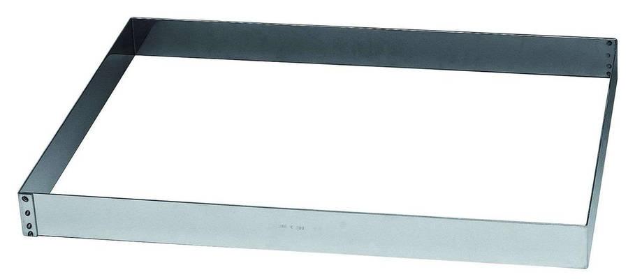 Форма для выпечки нержавейка кухонная посуда Прямоугольник h-50 мм Martellato, фото 2