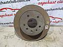 Диск тормозной задний Opel Omega B, Vectra не вентилируемый 90444513, 90445521 9915201 Opel, фото 2