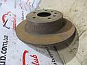 Диск тормозной задний Opel Omega B, Vectra не вентилируемый 90444513, 90445521 9915201 Opel, фото 3