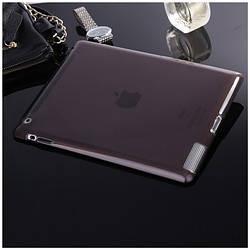 TPU Силиконовый для iPad Air 2 Серого цвета