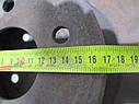 Диск тормозной задний Opel Omega B, Vectra не вентилируемый 90444513, 90445521 9915201 Opel, фото 4