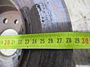 Диск тормозной задний Opel Omega B, Vectra не вентилируемый 90444513, 90445521 9915201 Opel, фото 6