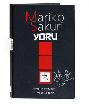 Пробник Aurora Mariko Sakuri YORU, 1 мл