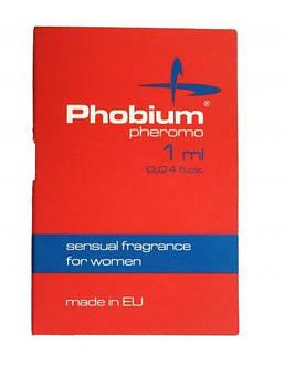 Пробник Aurora PHOBIUM Pheromo for women, 1 мл