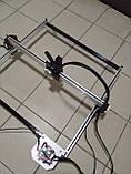 Лазерний гравер 5,5 Вт, гравер з ЧПУ, лазерний верстат, гравірувальний верстат. Поле 50*50 см, фото 4
