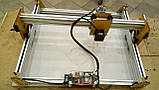 Лазерний гравер 5,5 Вт, гравер з ЧПУ, лазерний верстат, гравірувальний верстат. Поле 50*50 см, фото 10