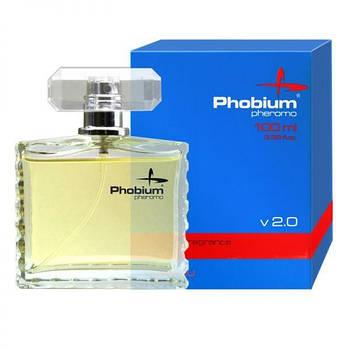 Духи с феромонами мужские Aurora PHOBIUM Pheromo v 2.0, 100 мл