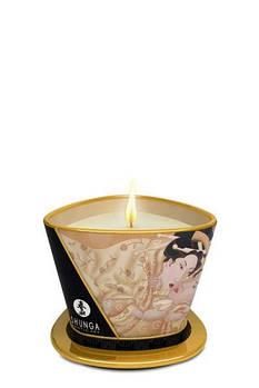 Свічка для масажу MASSAGE CANDLE ВАНІЛЬ, 170 мл