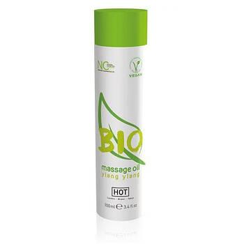 Масажне масло Hot Bio massage oil Ylang Ylang, 100 мл