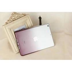 TPU Силиконовый для iPad Air 2 с градиентом серый