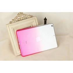 TPU Силиконовый для iPad Air 2 с градиентом розовый