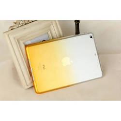 TPU Силиконовый для iPad Air 2 с градиентом желтый