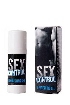 Пролонгує гель SEX CONTROL REFRESHING GEL