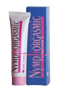 Збудливий крем для жінок NYMPHORGASMIC CREAM
