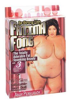 Секс лялька FATIMA FONG