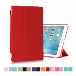 Smart Cover + пластиковая накладка  для iPad Air 2 Красная